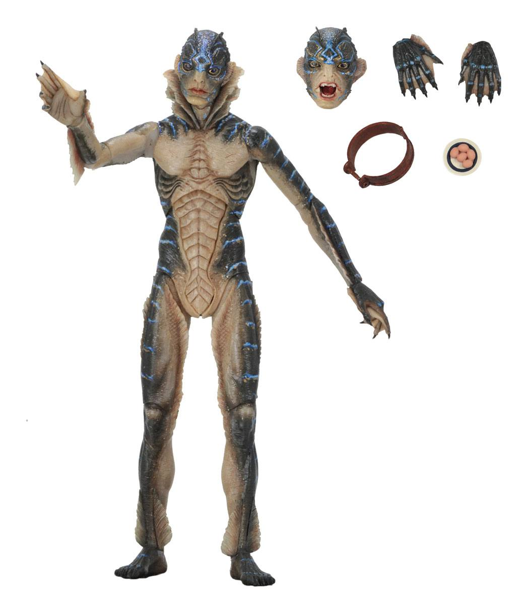 NECA -  Guillermo del Toro Signature Collection Action Figure Amphibian Man (The Shape of Water) 20 cm