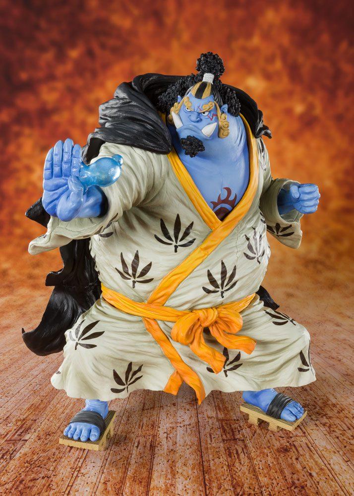 Bandai - One Piece Figuarts ZERO PVC Statue Knight of the Sea Jinbe 19 cm