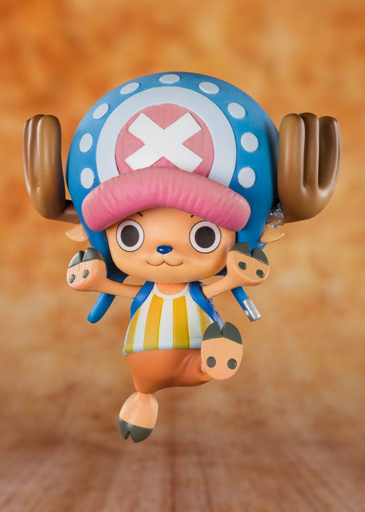 Bandai - One Piece Figuarts ZERO PVC Statue Cotton Candy Lover Chopper 7 cm