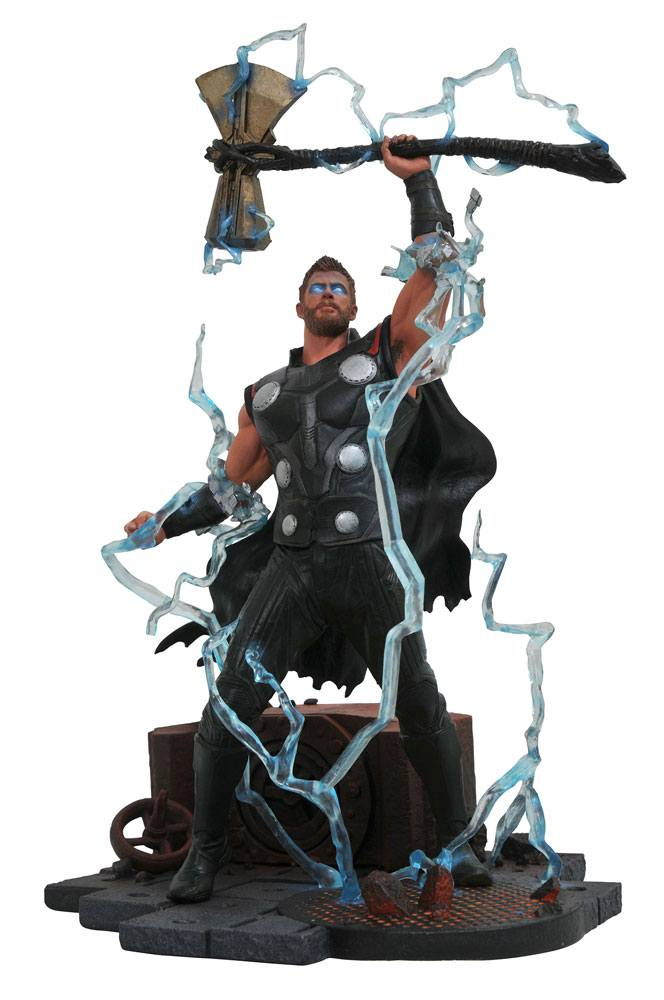 Diamond Select Avengers Infinity War Marvel Gallery PVC Statue Thor