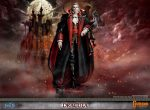 Preorder - First 4 Figures - Castlevania Symphony of the Night Statue Dracula 51 cm