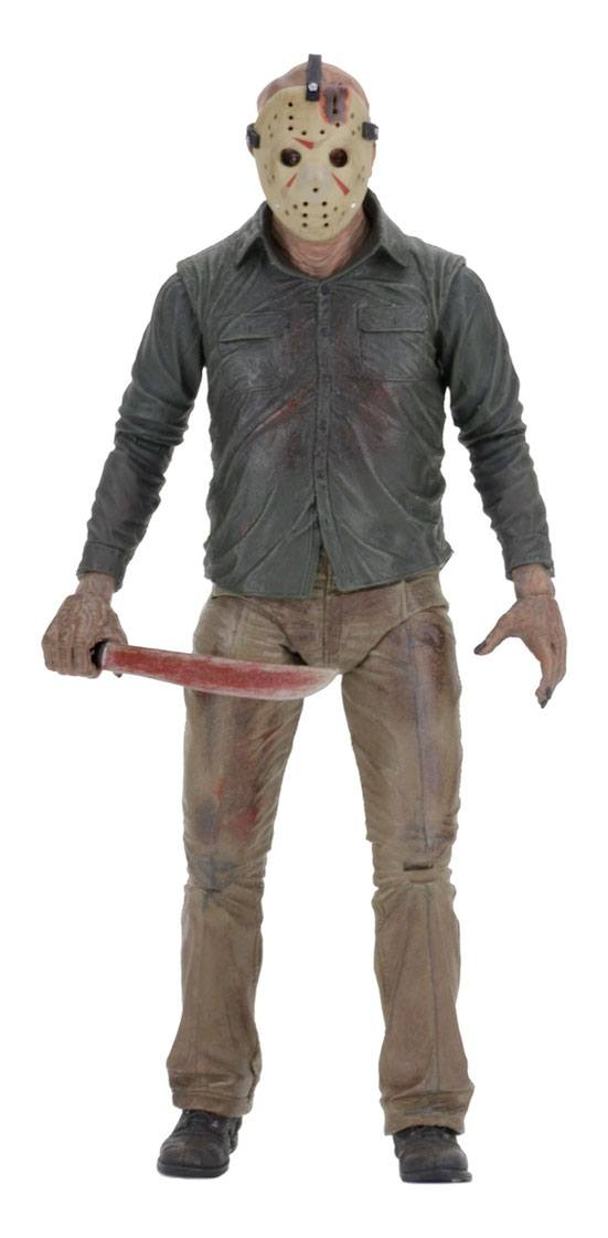 NECA - Friday the 13th Part 4 Action Figure Jason 18 cm (Danaged package)