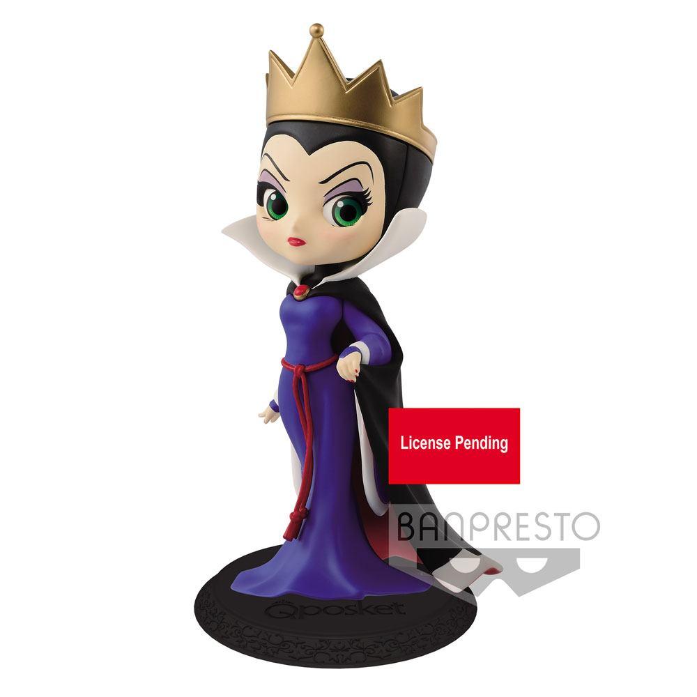 Banpresto - Disney Q Posket Mini Figure Queen Ver. A 14 cm