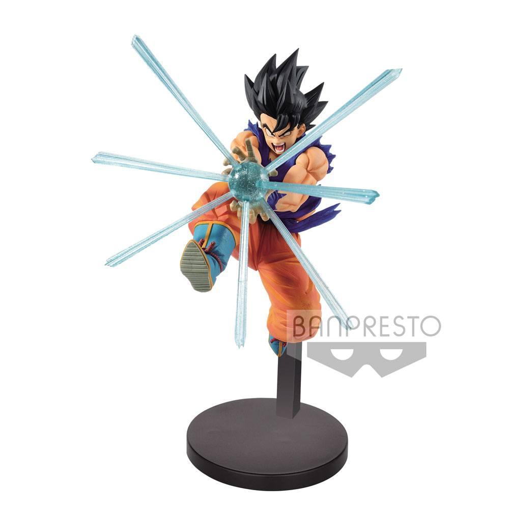 Banpresto - Dragon Ball G x materia PVC Statue Son Goku 15 cm