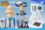 Preorder 5Pro Studio BLITZWAY - Commissario Quimby ACTION FIGURE ISPETTORE GADGET 1/12 ANIME