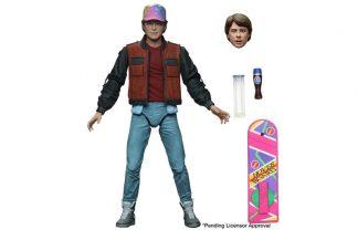 """Toony terrori Ritorno al Futuro Marty McFly 6/"""" ACTION FIGURE NECA pre-ordine"""