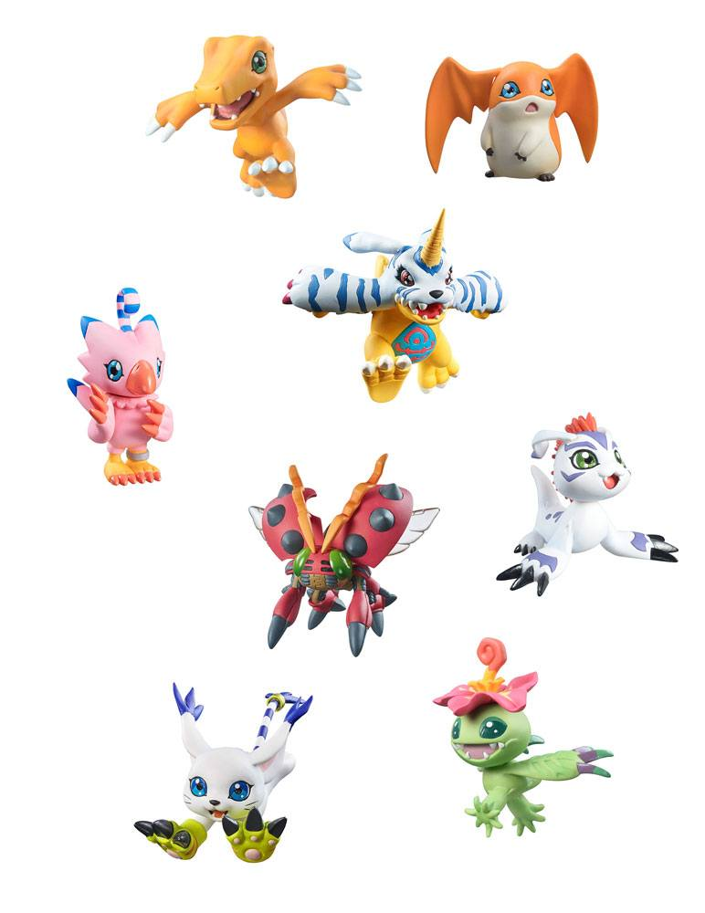 Megahouse Digimon Adventure Digicolle! Series Trading Figure