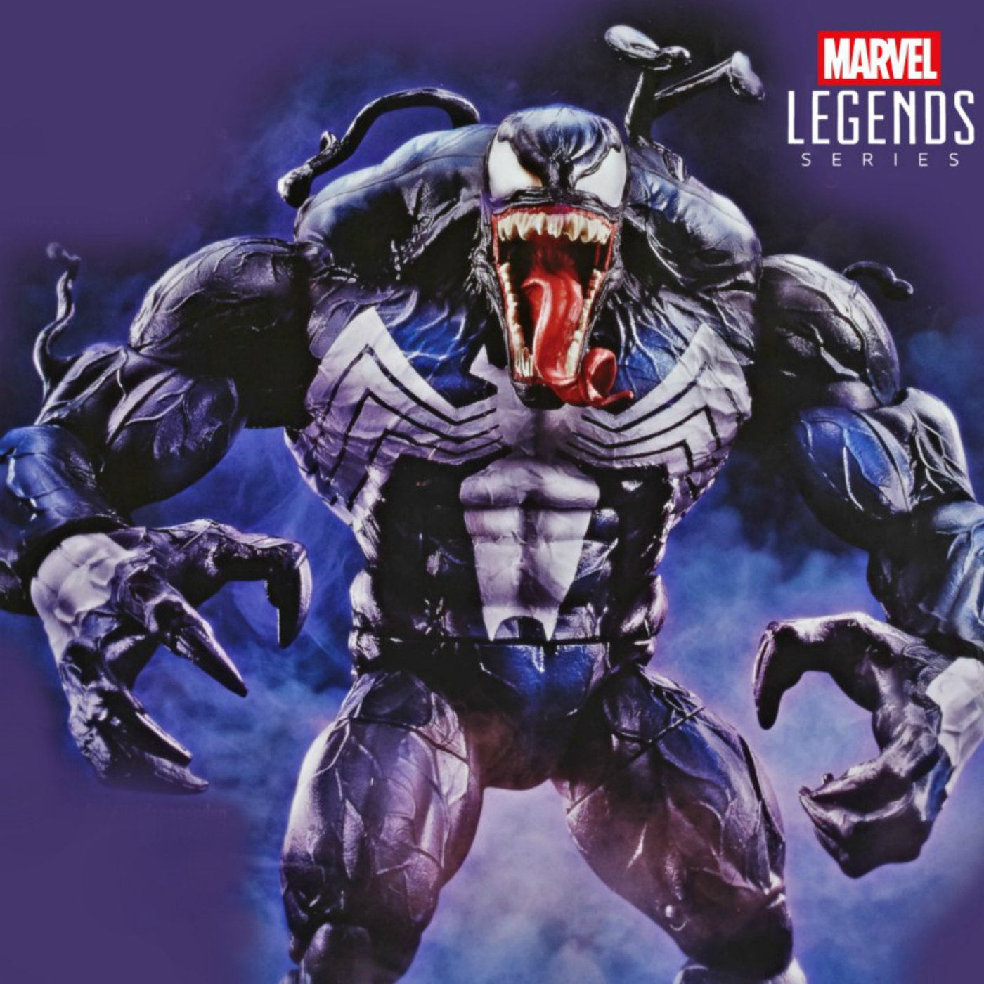 Hasbro Venom Marvel Legends 15 cm