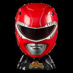 Hasbro Mighty Morphin Power Rangers Lightning Collection Cosplay Replica 1/1 Red Ranger Helmet
