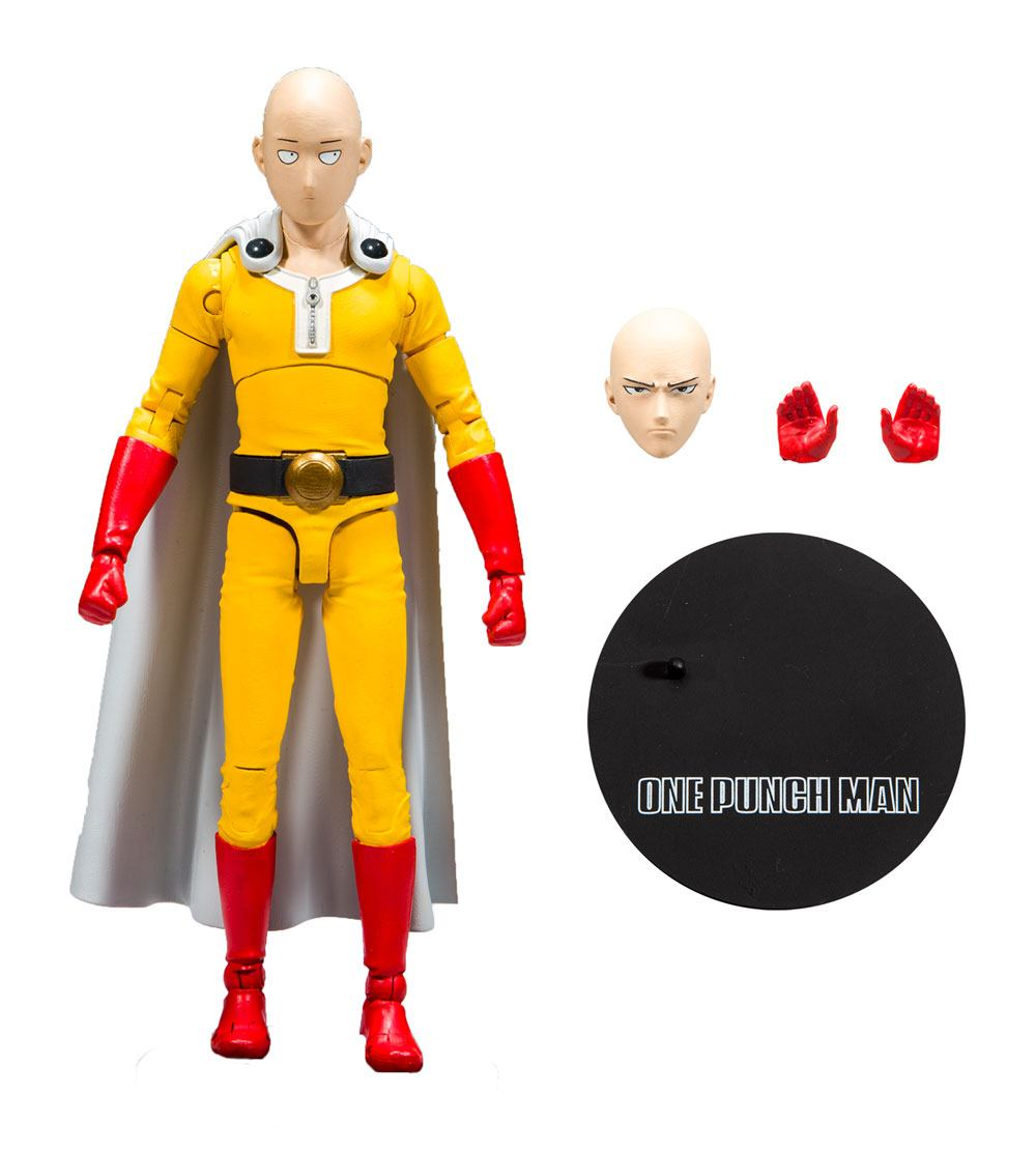McFarlane Toys One Punch Man Action Figure Saitama 18 cm