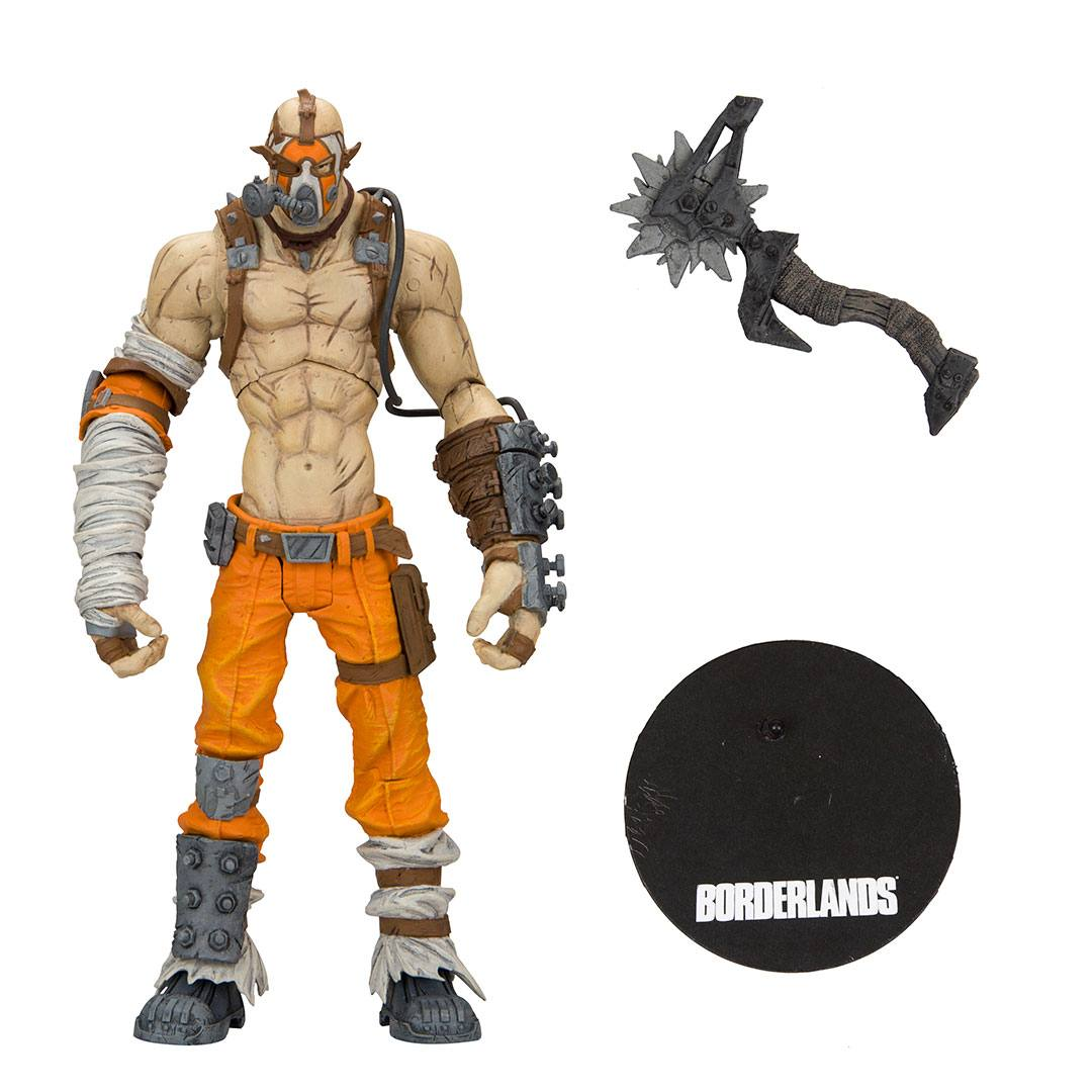 McFarlane Toys Borderlands Action Figure Krieg 18 cm