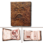 Preorder Trick Or Treat Studios Evil Dead 2 Replica 1/1 Book of the Dead Necronomicon V2