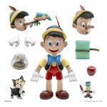 Preorder Super7 Disney Ultimates Action Figure Pinocchio 18 cm