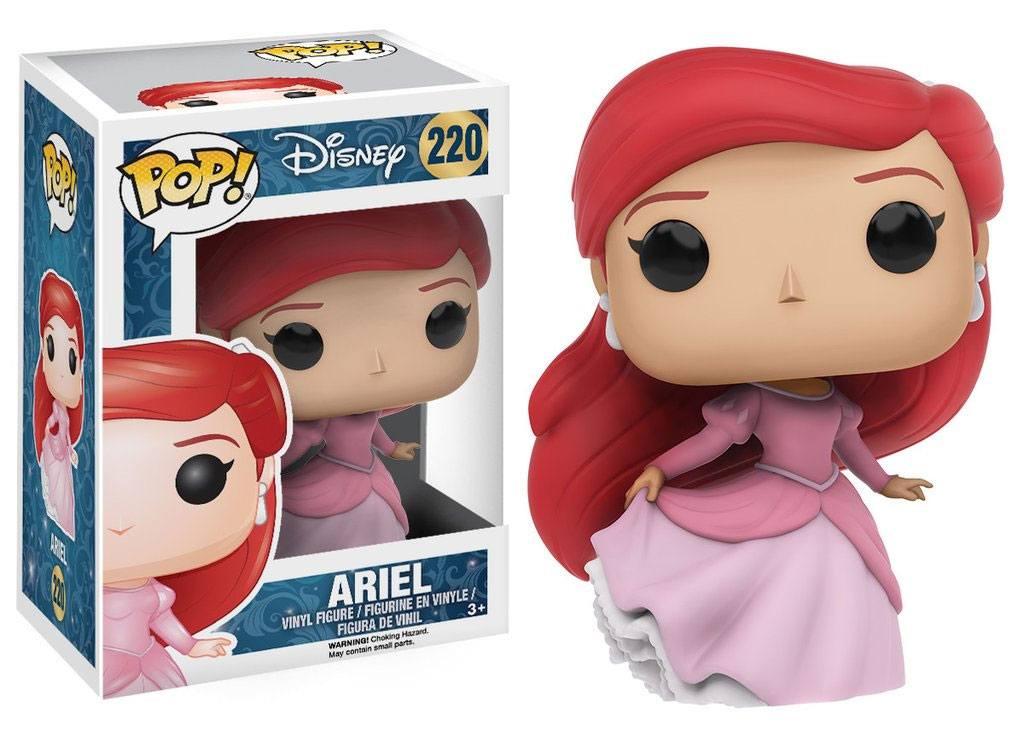 Funko POP The Little Mermaid POP! Disney Vinyl Figure Ariel (Gown)