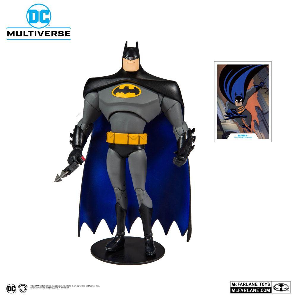 McFarlane Toys Batman The Animated Series Action Figure Batman 18 cm