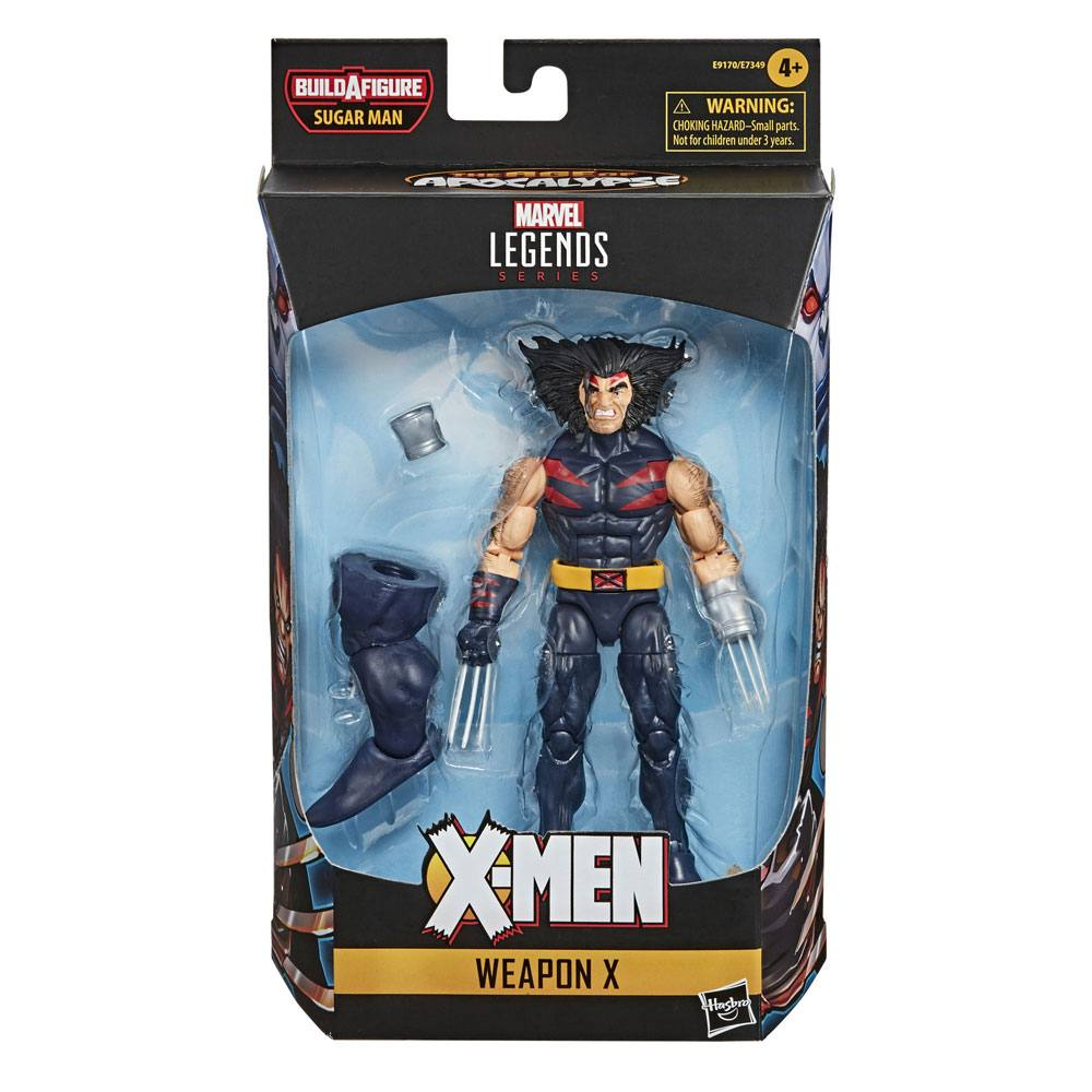 Hasbro X-Men: Age of Apocalypse Marvel Legends Series Action Figure 2020 Weapon X 15 cm