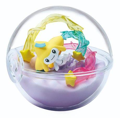 Re-Ment Pokemon Terrarium Collection Vol.8 Jirachi capsule