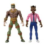 Preorder NECA Teenage Mutant Ninja Turtles Action Figure 2-Pack Rat King & Vernon 18 cm