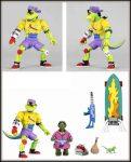 Preorder NECA Teenage Mutant Ninja Turtles Ultimate Action Figure Mondo Gecko 18 cm