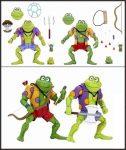 Preorder NECA Teenage Mutant Ninja Turtles Action Figure 2-Pack Genghis & Rasputin Frog 18 cm