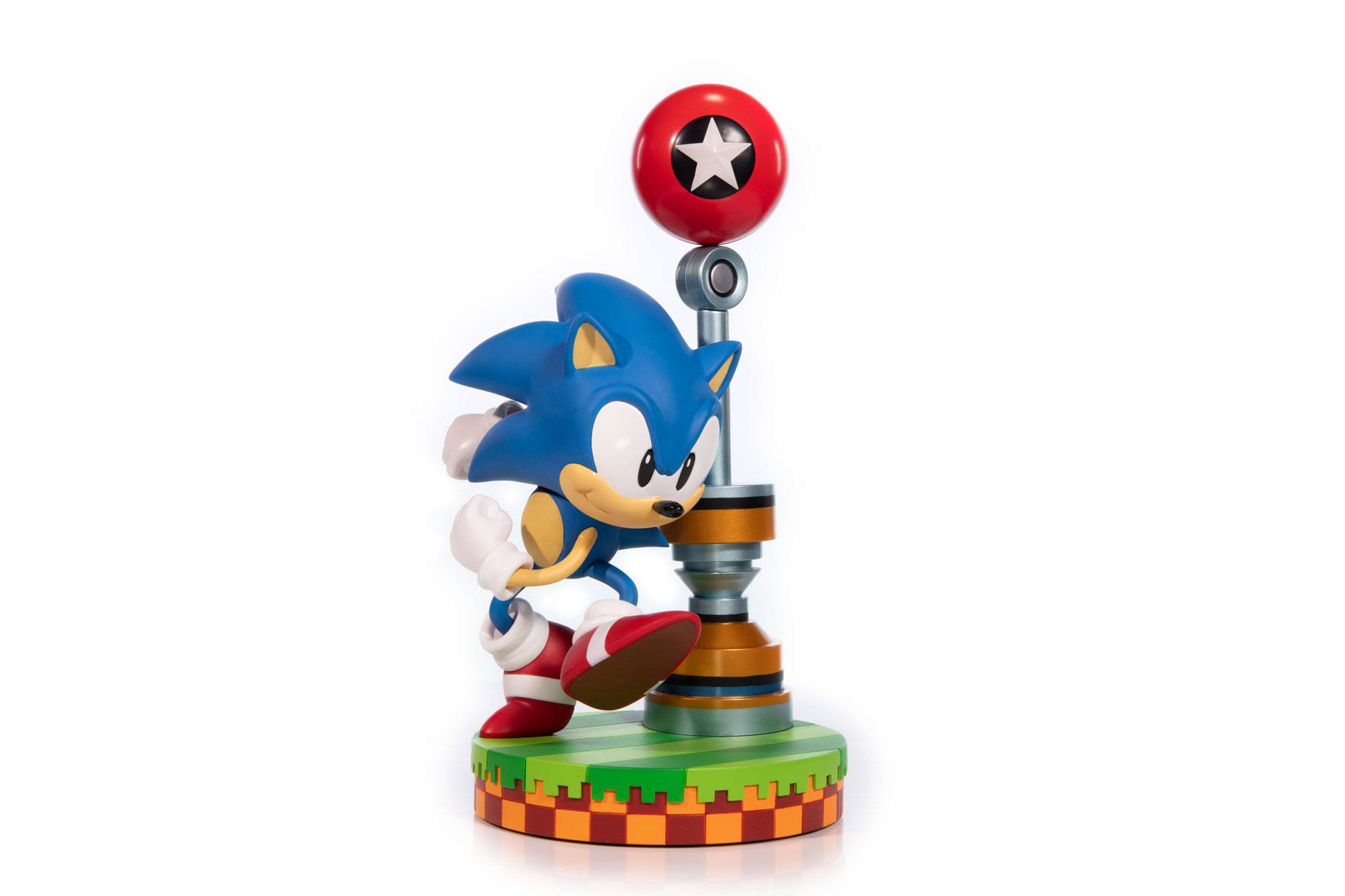 First 4 Figures Sonic the Hedgehog PVC Statue Sonic 28 cm