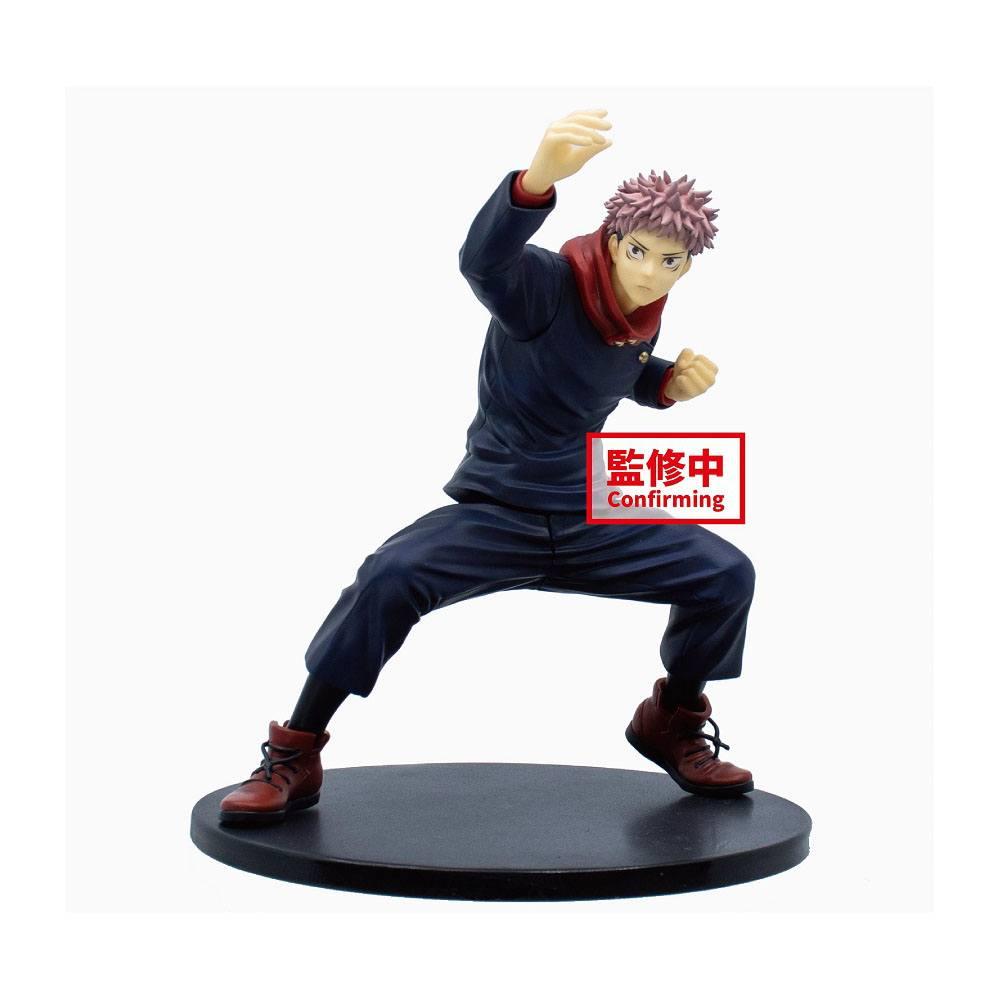 TAITO Jujutsu Kaisen PVC Statue Itadori Yuji 20 cm