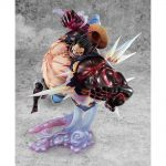Preorder Megahouse One Piece Excellent Model P.O.P PVC Statue SA-Maximum Monkey D. Luffy Gear 4 Bounce Man Ver. 2 27 cm