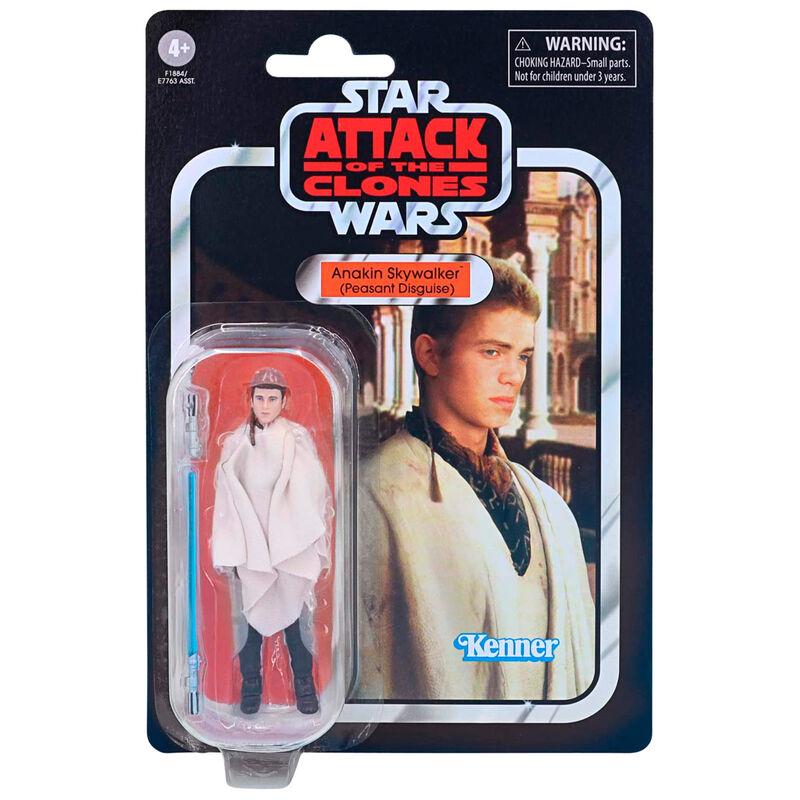Hasbro Star Wars Vintage Anakin Skywalker Peasant Disguise Star Wars 10cm