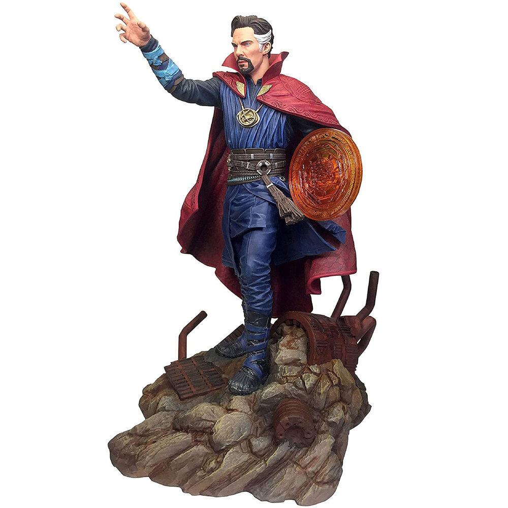 Diamond Select Avengers Infinity War Marvel Gallery PVC Statue Doctor Strange 23 cm
