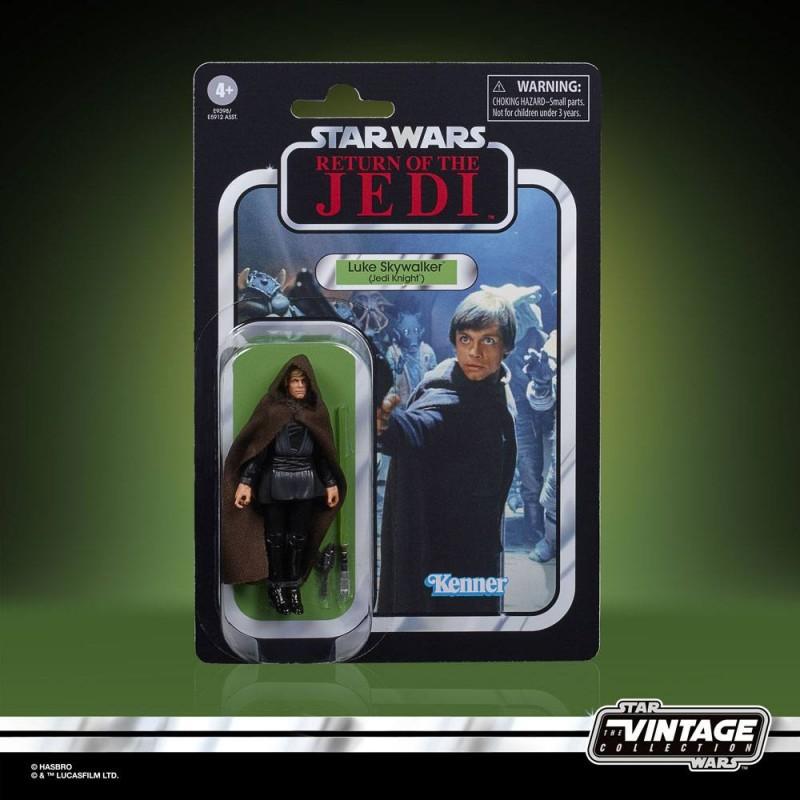 Hasbro Star Wars Vintage Collection Action Figures 10 cm 2021 LUKE SKYWALKER (JEDI KNIGHT)