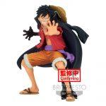 Preorder Banpresto One Piece King Of Artist PVC Statue Monkey D. Luffy Wanokuni II 20 cm