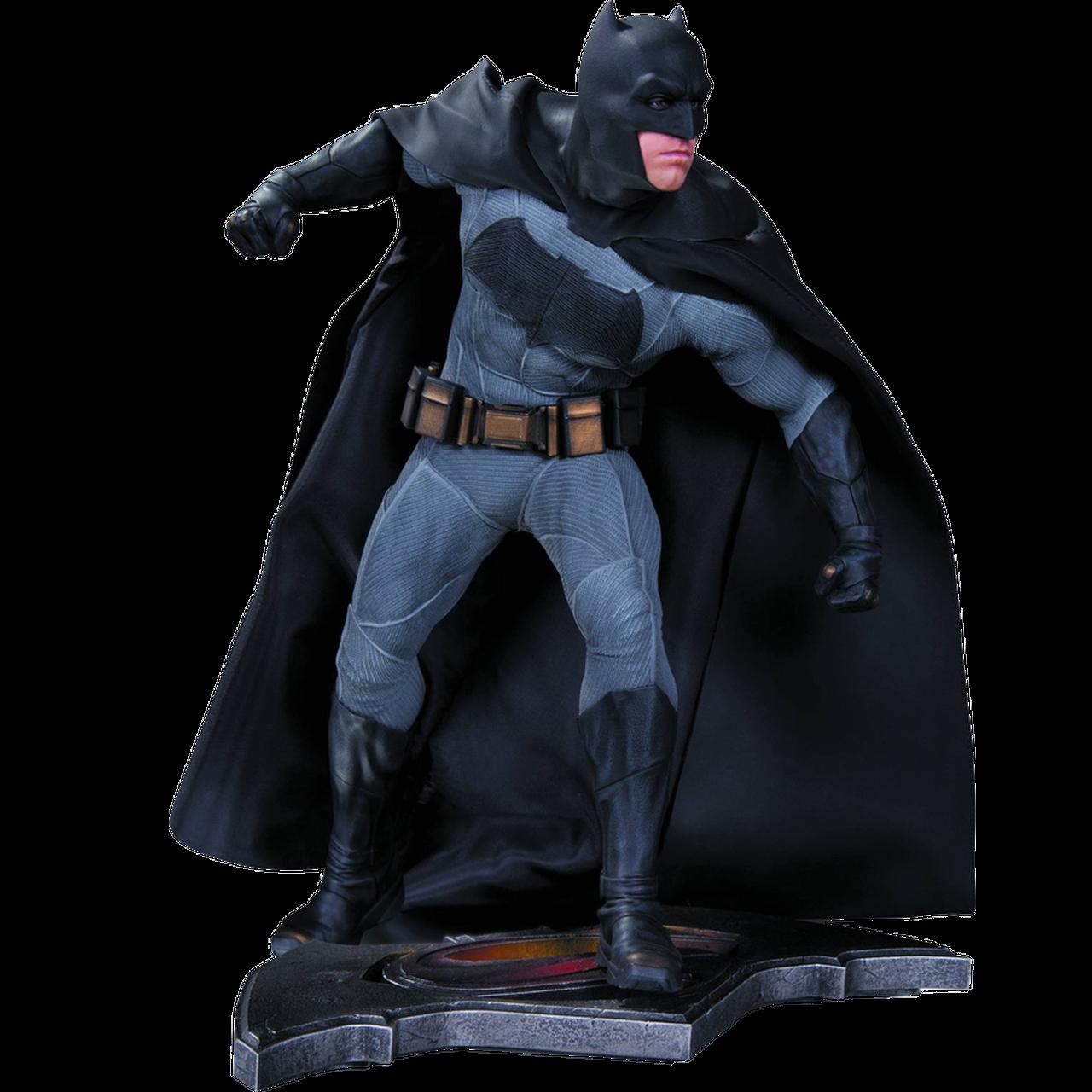 DC Direct Dc Collectibles Batman V Superman: Dawn of Justice Batman Statua 1/6 scale - Usato