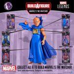 Preorder Hasbro Marvel Legends Series Disney+ Series Figures Set da 7 Wave 2